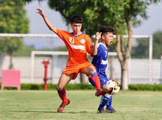 Lượt 2 VCK U19 Quốc gia 2020: Hoàng Anh Gia Lai, B.Bình Dương bại trận - Ảnh 3.