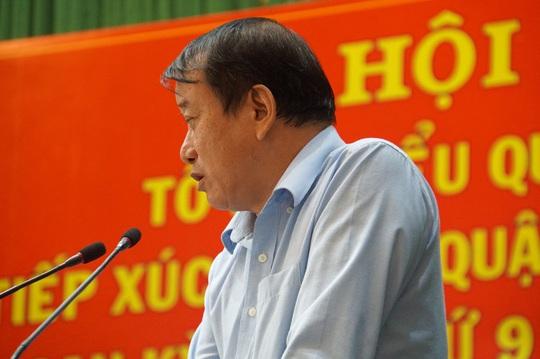 Cử tri chất vấn Viện trưởng VKSND Tối cao về vụ án Hồ Duy Hải - Ảnh 1.