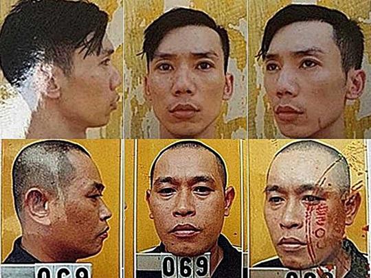 Xét xử vụ vượt ngục chấn động bằng cách cưa song sắt trại giam ở Bình Thuận - Ảnh 1.