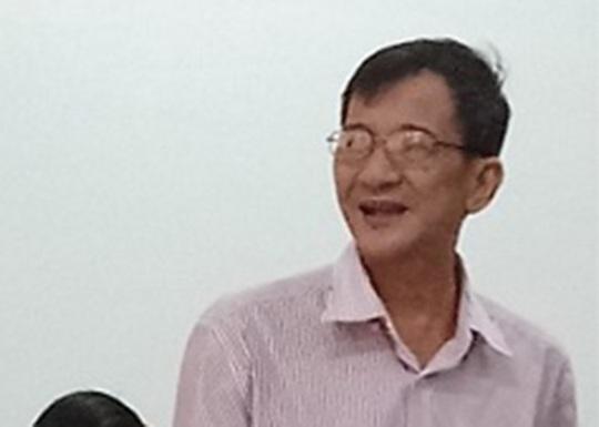 Cách chức Phó chủ tịch thị xã Sông Cầu vì vi phạm về đất đai - Ảnh 1.