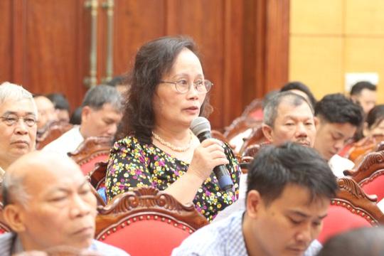 Cử tri mong muốn Tổng Bí thư, Chủ tịch nước Nguyễn Phú Trọng tiếp tục tham gia nhiệm kỳ tới - Ảnh 2.