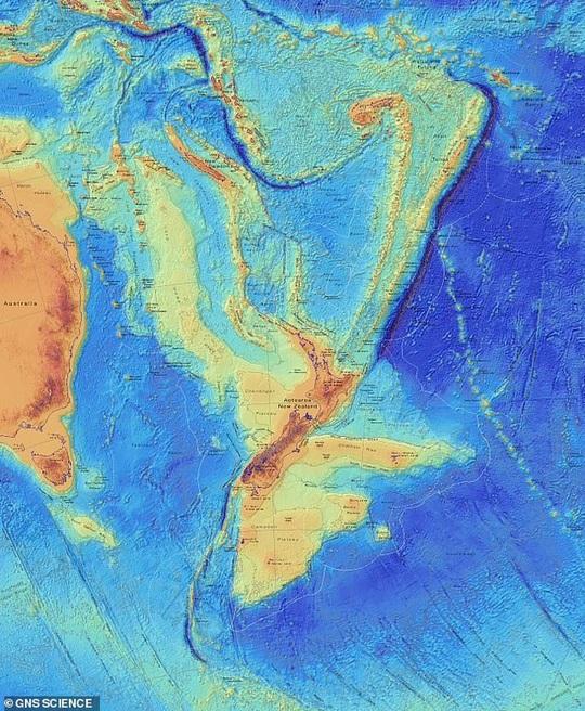 Sốc: đã tìm thấy lục địa thứ 8 của Trái Đất - Ảnh 1.