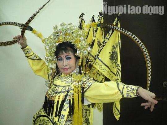 Mai Vàng nhân ái thăm nhạc sĩ Nguyễn Tôn Nghiêm và đào võ Thanh Thế - Ảnh 5.