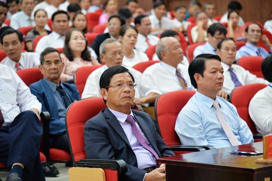 Bí thư Quảng Ngãi dự đại hội Đảng bộ huyện nhưng bất ngờ không trực tiếp chỉ đạo - Ảnh 2.