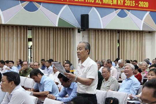 Ông Trần Lưu Quang nói về Khu Đô thị mới Thủ Thiêm - Ảnh 2.