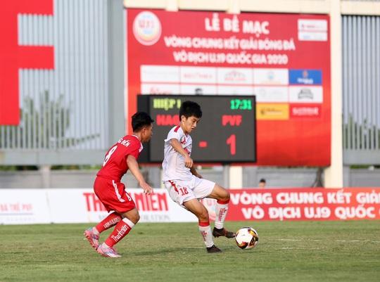 Thắng đẹp HAGL, U19 PVF lần thứ hai vô địch U19 Quốc gia - Ảnh 2.