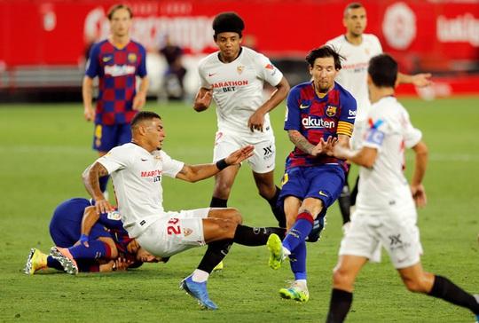 Barcelona khó mơ cú hat-trick La Liga - Ảnh 1.