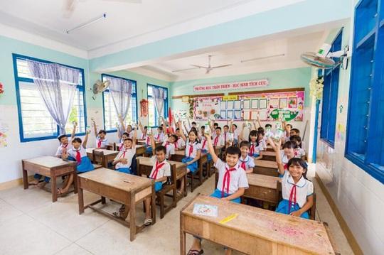 Vinamilk mang niềm vui uống sữa đến với trẻ em Hà Nội thông qua Quỹ sữa Vươn cao Việt Nam  - Ảnh 27.