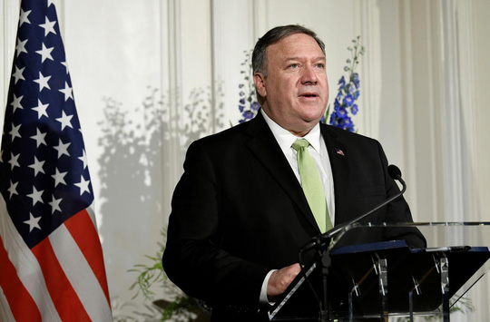 Mỹ gửi công hàm phản đối Trung Quốc về biển Đông - Ảnh 1.