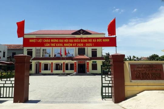Quảng Bình: Thêm 1 lãnh đạo cơ cấu Chủ tịch xã bất ngờ bị rớt khỏi Ban Chấp hành - Ảnh 1.