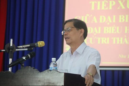 Yêu cầu khai trừ Đảng, cách chức ông Lê Huy Toàn phó chủ tịch Nha Trang - Ảnh 2.