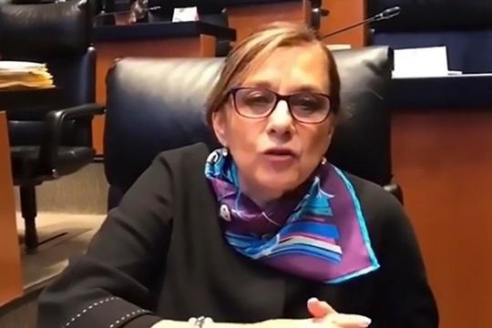 Nữ thượng nghị sĩ vô tình lộ ngực khi họp trực tuyến trên Zoom - Ảnh 1.
