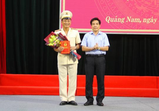 Quảng Nam có tân Phó Giám đốc Công an tỉnh 42 tuổi - Ảnh 1.