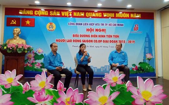 Saigon Co.op tuyên dương 92 gương điển hình tiên tiến - Ảnh 1.