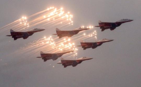 Nga, Mỹ chạy đua bán vũ khí cho Ấn Độ giữa căng thẳng với Trung Quốc - Ảnh 3.