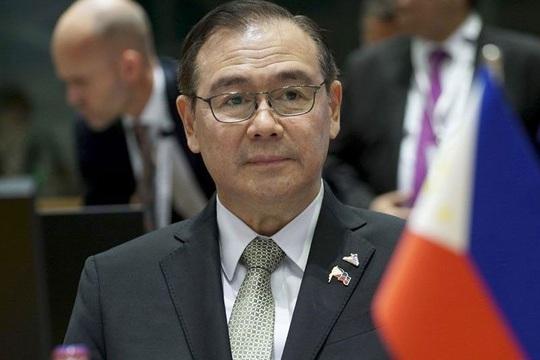 Philippines thẳng thừng với Trung Quốc về phán quyết biển Đông - Ảnh 1.