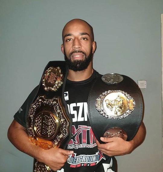 Cao thủ MMA, võ sĩ Jahreau Shepherd bị đâm chết thảm - Ảnh 1.