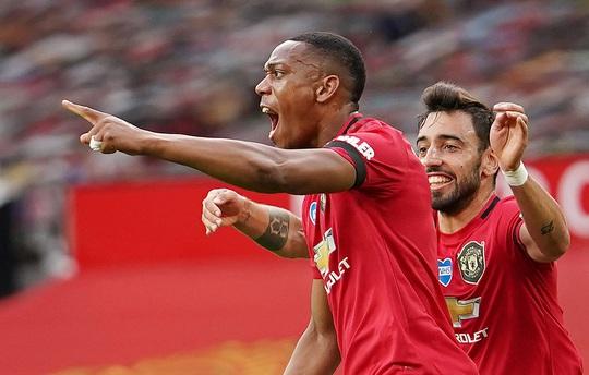 Mất điểm phút 90+6, Man United vỡ mộng ở thánh địa Old Trafford - Ảnh 6.