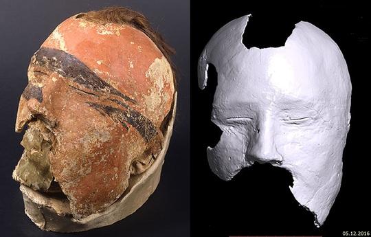 Phát hiện sốc khi tái sinh người đàn ông đeo mặt nạ tử thần - Ảnh 3.