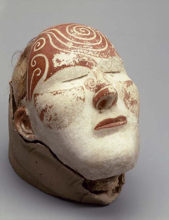 Phát hiện sốc khi tái sinh người đàn ông đeo mặt nạ tử thần - Ảnh 4.