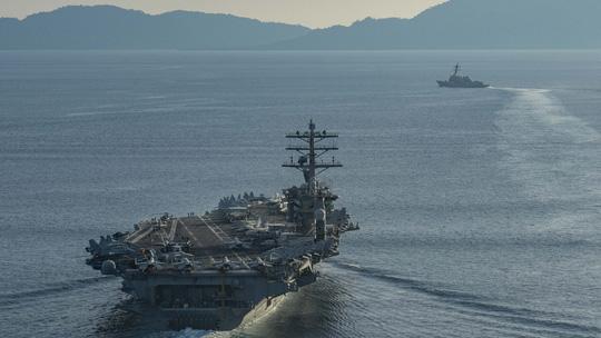 Mỹ dồn Trung Quốc vào thế khó trên biển Đông - Ảnh 1.