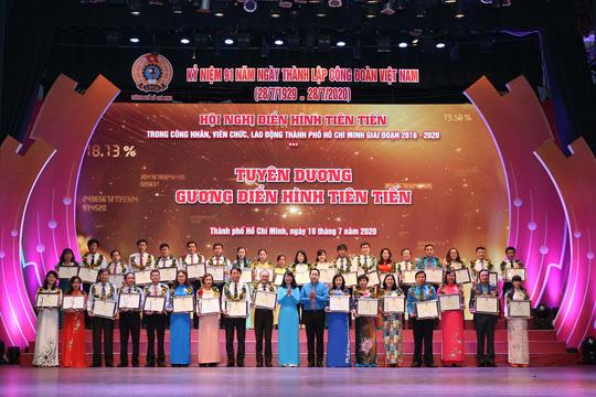 Phong trào thi đua yêu nước trong CNVC-LĐ TP HCM là điển hình cả nước - Ảnh 7.
