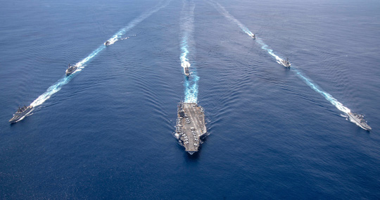 Có biện pháp kiềm chế Trung Quốc ở biển Đông - Ảnh 1.