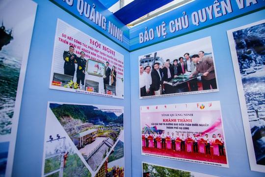 Trưng bày 300 bức ảnh về công cuộc xây dựng, bảo vệ chủ quyền biển, đảo Việt Nam - Ảnh 17.