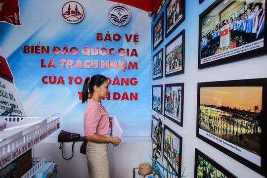 Trưng bày 300 bức ảnh về công cuộc xây dựng, bảo vệ chủ quyền biển, đảo Việt Nam - Ảnh 13.