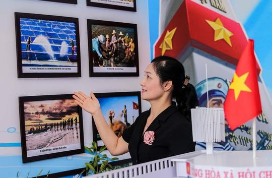 Trưng bày 300 bức ảnh về công cuộc xây dựng, bảo vệ chủ quyền biển, đảo Việt Nam - Ảnh 11.