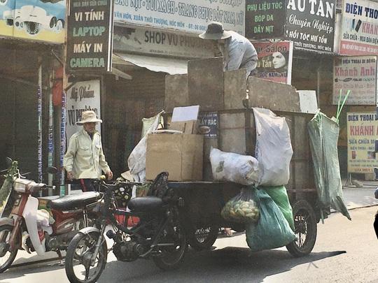 Nan giải với rác thải đô thị - Ảnh 1.