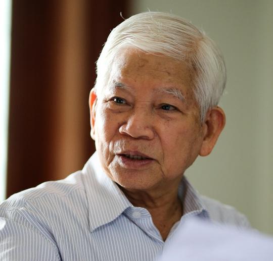 Nguyên Chủ tịch nước Nguyễn Minh Triết: Báo Người Lao Động là địa chỉ tin cậy của bạn đọc - Ảnh 1.