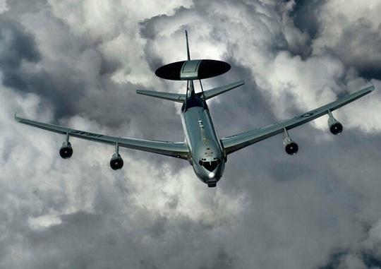 Máy bay Mỹ áp sát không phận Trung Quốc - Ảnh 2.