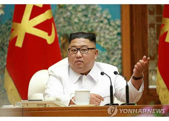 Ông Kim Jong-un họp khẩn sau vụ vượt biên từ Hàn Quốc nghi nhiễm Covid-19 - Ảnh 1.