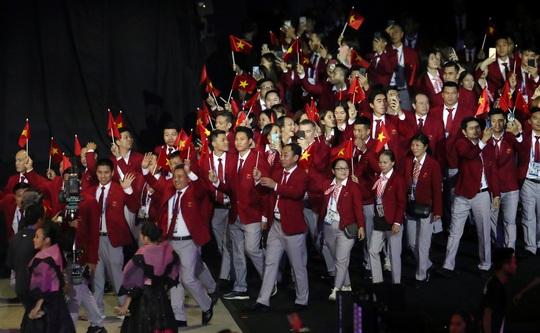SEA Games 31 vẫn chờ môn thi - Ảnh 1.