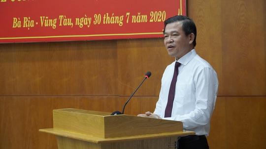 Bí thư Tỉnh ủy Tây Ninh được điều động về Bà Rịa - Vũng Tàu - Ảnh 3.