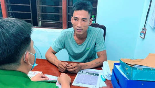 Hành trình truy bắt gã đàn ông vượt đèo Hải Vân đến Đà Nẵng làm liều - Ảnh 1.