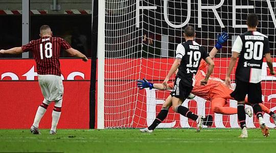 Ngược dòng siêu đẳng ở San Siro, AC Milan quật ngã Juventus - Ảnh 9.