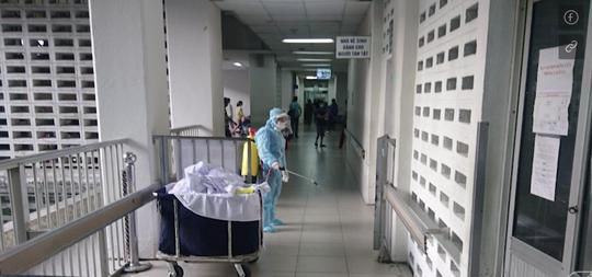 Bệnh nhân mắc Covid-19 thứ 517 cũng từng đến Bệnh viện Chợ Rẫy  - Ảnh 1.