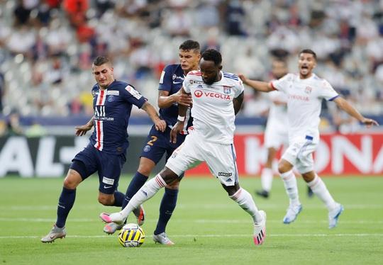 PSG thắng luân lưu nghẹt thở, Neymar giành cú ăn 4 cực đỉnh - Ảnh 4.