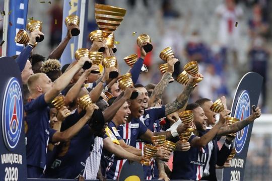 PSG thắng luân lưu nghẹt thở, Neymar giành cú ăn 4 cực đỉnh - Ảnh 10.