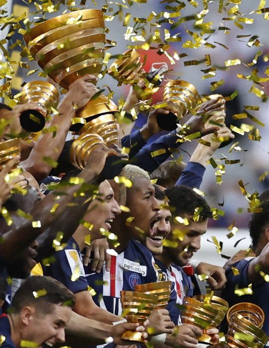 PSG thắng luân lưu nghẹt thở, Neymar giành cú ăn 4 cực đỉnh - Ảnh 11.