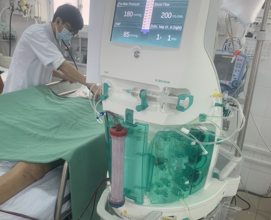 Sản phụ dân tộc Thái thoát chết ngoạn mục tại bệnh viện tuyến cuối ở miền Tây - Ảnh 1.