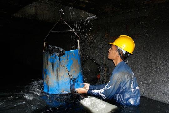 TP HCM sẽ thu giá dịch vụ thoát nước - Ảnh 1.