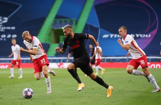 Địa chấn Alvalade, Atletico Madrid gục ngã dưới chân RB Leipzig - Ảnh 3.