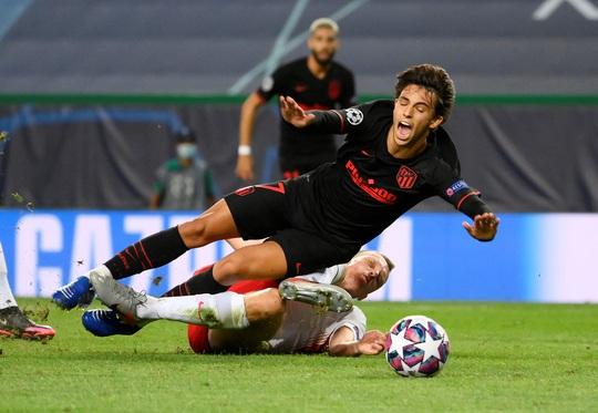 Địa chấn Alvalade, Atletico Madrid gục ngã dưới chân RB Leipzig - Ảnh 7.