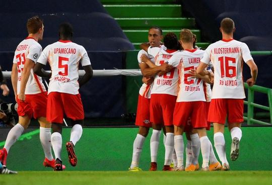 Địa chấn Alvalade, Atletico Madrid gục ngã dưới chân RB Leipzig - Ảnh 6.