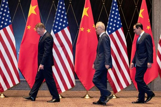 Mỹ - Trung có động thái bất ngờ đối với thỏa thuận thương mại - Ảnh 1.