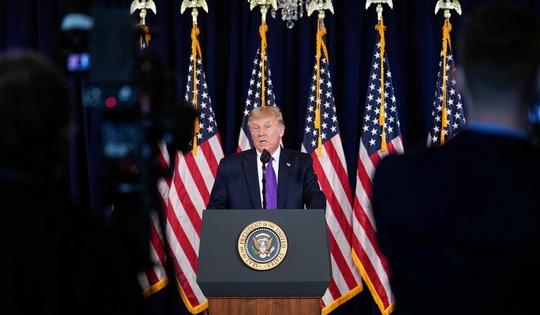 """Tổng thống Trump: """"Trung Quốc muốn làm tôi vui lòng"""" - Ảnh 1."""
