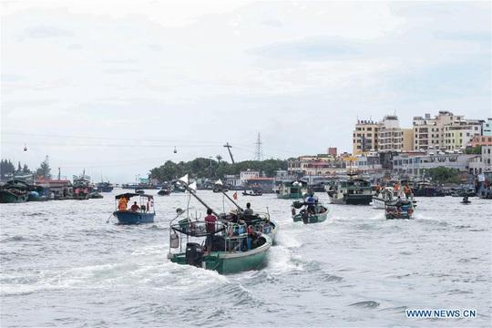 16.700 tàu cá Trung Quốc được cởi trói, sắp tràn xuống biển Đông - Ảnh 5.